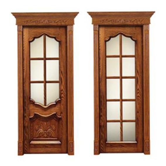 Customized original wooden door