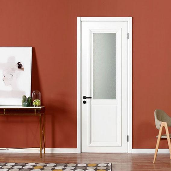 Home compound door